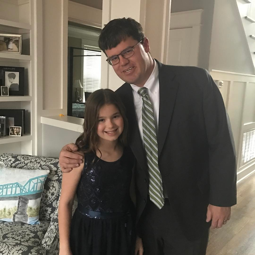 Fun fatherdaughter dance night!